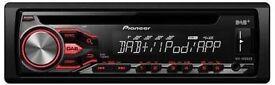 Pioneer DEH4800-DAB radio