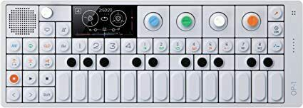 Teenage Engineering 002.AS.001 OP-1 Portable Synthesizer, Sampler & Controller