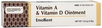 Fougera Vitamin A & D Ointment 4oz Tube