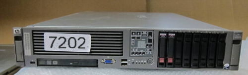 Hp Proliant Dl380 G5 2 X Quad-core X5365 3.0ghz 32gb Ram 2u Vt Vmware Ready