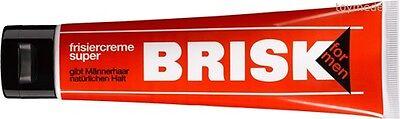 BRISK for men Frisiercreme Haarstyling Hairstyle Cream 100ml Haarpflege