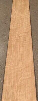Curly White Oak Wood Veneer 7 Sheets 36 X 6 10 Sq Ft