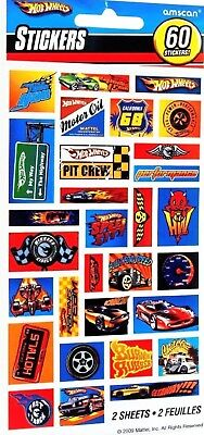 Party City Favors (Hot Wheels Speed City Party supplies Favors Stickers)