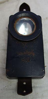 alte Taschenlampe WW2 Pertrix No. 677