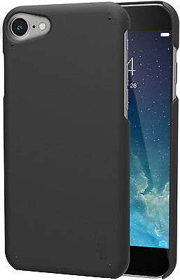 Silk Touch Cover (Silk iPhone 7/8 and 7+/8+ Slim Case: Snap Shell Case [Sleek Soft-Touch)