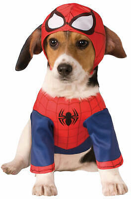 Spiderman Spider Man Hundekostüm Marvel Karneval Fasching Kostüm