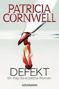 Defekt von Patricia Cornwell (2008, Taschenbuch) - Deutschland - Defekt von Patricia Cornwell (2008, Taschenbuch) - Deutschland