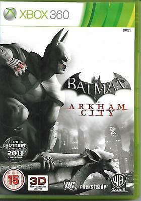 Batman - Arkham City, XBox 360 Game, great condition. for sale  Shipping to South Africa