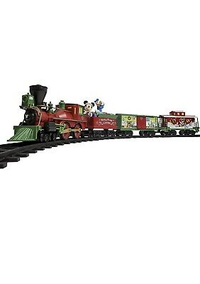 Lionel Mickey Mouse Disney Ready to Play Train Set