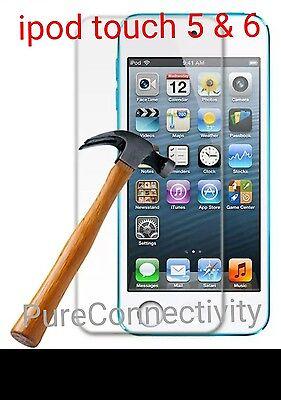 Ipod Touch 5te 6. 5 - 6 Generation Generation Echt Hartglas Displayschutzfolie (Ipod Touch 5 Display-schutzfolien)