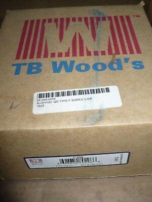 Tb Woods F358 Sg Bushing Type F 3-58 Bore Fx3 58 Di New