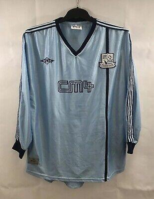 Southend United L/S Away Football Shirt 2002/03 Adults Large SHO image
