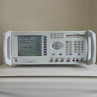 Used Willtek Wmt-3000 - Communication Tester