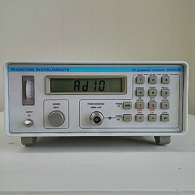 Used Marconi Instruments 6960B - RF Power Meter
