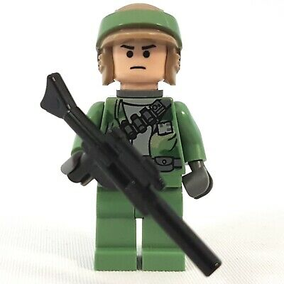 LEGO® Star Wars Figur Endor Rebell aus 8038 LEGO Minifiguren