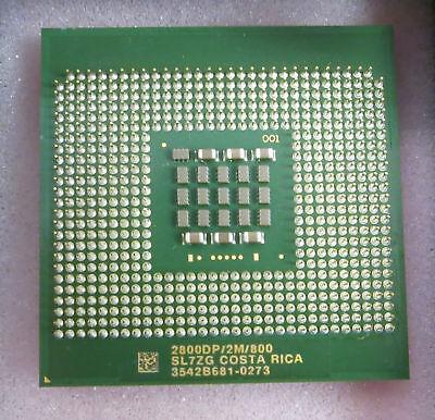 Intel Xeon 3Ghz SL6VP 3066DP/512/533/1.525V 533Mhz