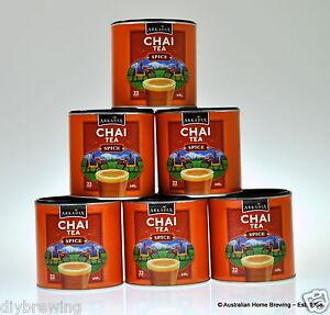 Arkadia Chai Latte Spice X6 440G Chai TEA What IS Chai ...