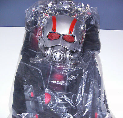 ANT MAN ANT-MAN MEN HALLOWEEN COSTUME MARVEL SHIRT WITH MASK