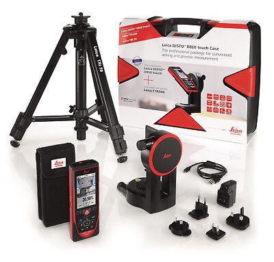 Set Leica DISTO™ Entfernungsmesser D810 touch Zielsucher mit 4-fach Zoom
