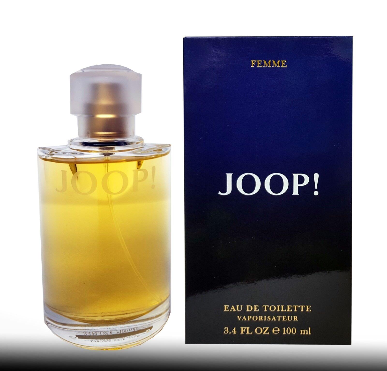 Joop Femme  Eau de Toilette Spray 100ml für Damen neue& Original EU WARE