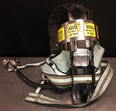 Msa Frame Harness Ultralite 2 Air Pack Bottle Cylinder Tank Holder. Our 9