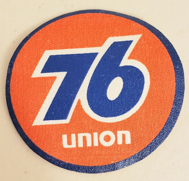 Union 76 Patch Iron-On, New Old Stock NOS