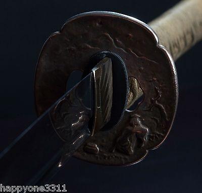 Traditional Katana Japanese Samurai Martial Arts Sword Tamahagane Steel [101 cm]