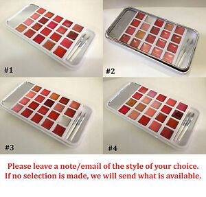 IPHONE MOBILE CUTE LIPSTICK GLOSS PALETTE RICH COLOURS GLAMOUR MAKEUP 20 COLOURS