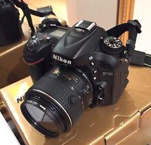 Nikon D7100 DSLR camera bundle with 18-55mm VR lens Hobart CBD Hobart City Preview