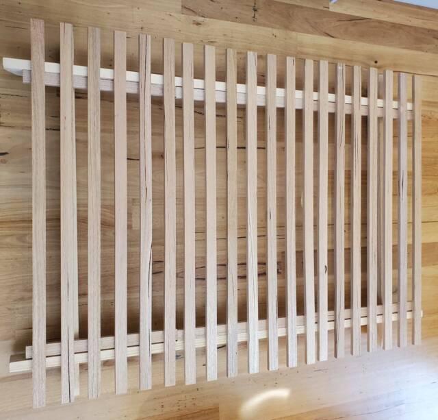 Japenese Double Futon Bed Base Beds