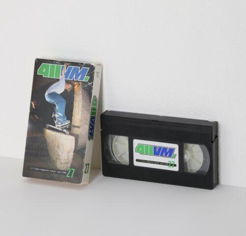 411 Video Magazine #27 VHS 1998