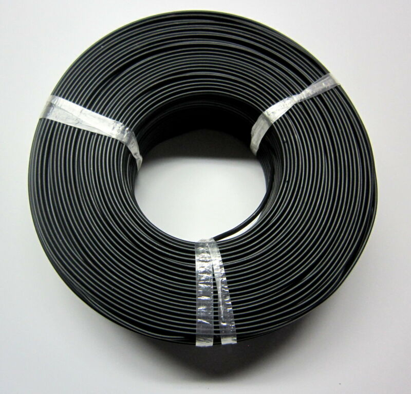 J-type Thermocouple Wire AWG 24 Stranded Wire w. PVC Insulation Extension 1 yard