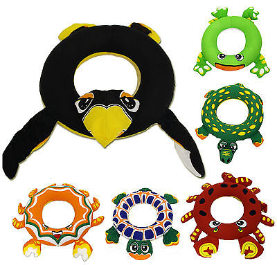 Schwimmen Ring Band Tier Entworfen Kinder Pool Planschbecken Sommer Wasser Spaß ()