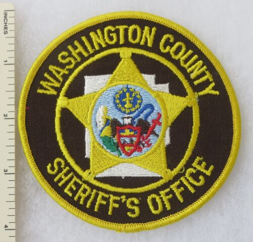 WASHINGTON COUNTY ARKANSAS SHERIFF