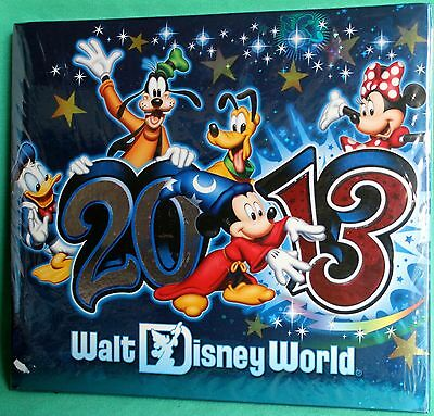 Disney World Scrapbooking (DISNEY PARKS 2013 DISNEY WORLD FAB 5 SCRAPBOOK DISNEY WORLD SCRAPBOOKING KIT NEW)