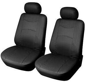 Leather Car Seats Ebay