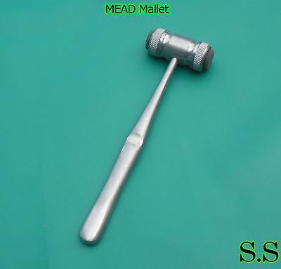 Mead Mallet 11head 8oz Orthopedic Veterinary Instruments