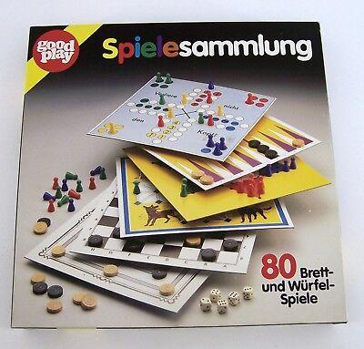 Spiele Sammlung good play mit 80 Brett - und Würfel - Spielen für Jung & Alt