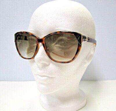 Chloe CE600S 219 Brown Gradient Tortoise Frame Cat Eye Sunglasses (Cateye 600)