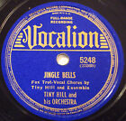 Good (G) Case Condition Holiday Christmas Music 78 RPM Vinyl Records