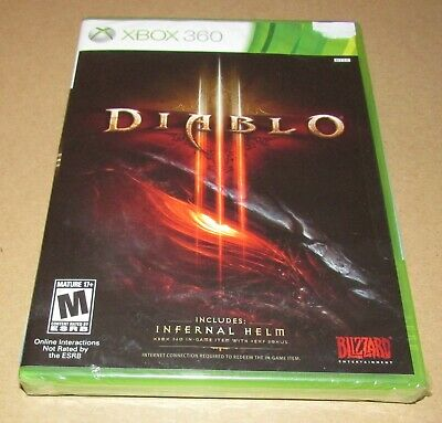 Used,  Diablo III (Xbox 360) Brand New / Fast Shipping for sale  Shipping to Nigeria