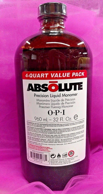 OPI Absolute Precision Liquid Monomer Acrylic Artificial ...