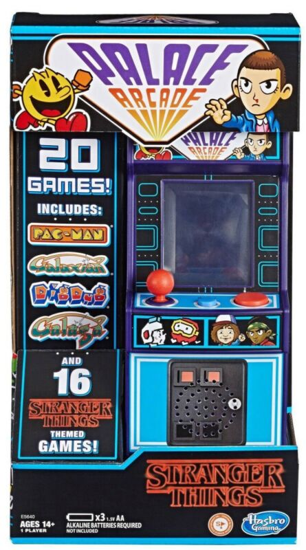 Netflix Awesome 80s Stranger Things Handheld Arcade Game Toy Gift