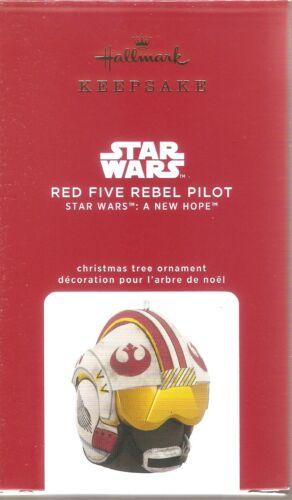2020 Hallmark  Red Five Rebel Pilot  A New Hope  Star Wars