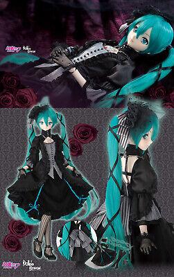 VOLKS Dollfie Dream Hatsune Miku Vampire Outfit Set BRAND - Vampire Outfit