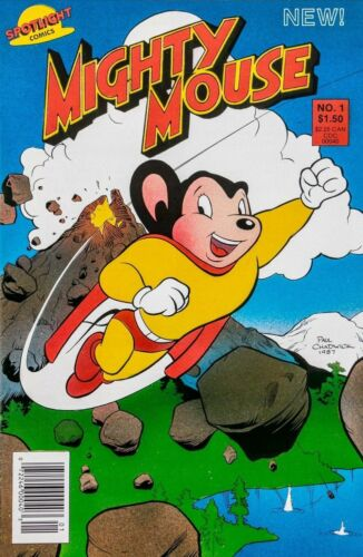 Mighty Mouse #1!!! (1987)