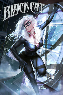 BLACK CAT #2 INHYUK LEE BOBG VARIANT MARVEL COMICS FELICIA HARDY SPIDER-MAN](Black Cat Felicia)