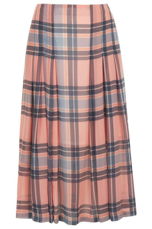 8f65da3ad Topshop Check Skirts | eBay