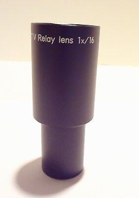 Nikon Tv Relay Lens 1x16 Photo Eyepiece