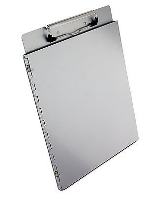 "Saunders Aluminum Portfolio Clipboard Pf-8512 Letter Size 8 1/2"" X 12"" 22017"